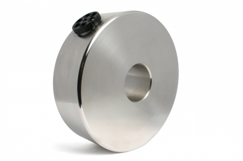 10Micron Counterweight for GM 4000, 20kg, stainless steel