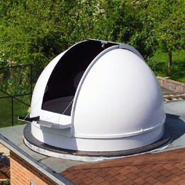 Pulsar Observatories 2.7m Short Height Dome