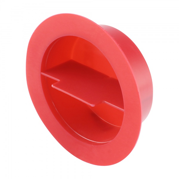 Astro Essentials 2'' Red Plug Cap