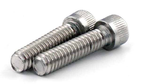 Astro Essentials 1/4'' Socket Head UNC Bolts (x2) 1'' Long