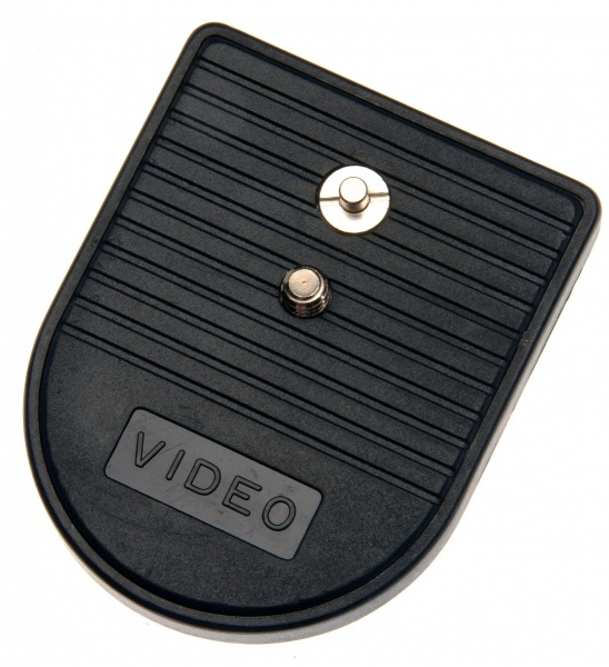 Fotomate Spare Quick Release Plate for VP-106 Tripod