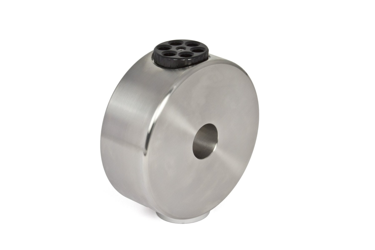 10Micron Counterweight for GM 1000/Leonardo, 6kg, stainless steel