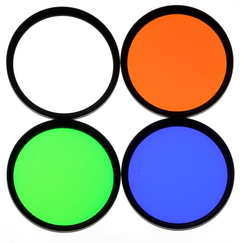 Astronomik L-RGB Type 2c Colour Filter Set