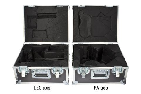 10Micron Professional ''Flight-Case''-set, only for GM 2000 HPS II (Monolith)