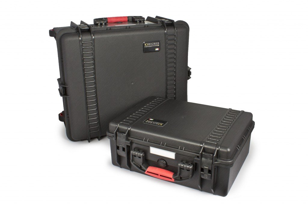 10Micron Hardcase-Set from TTX01 (2 pcs)