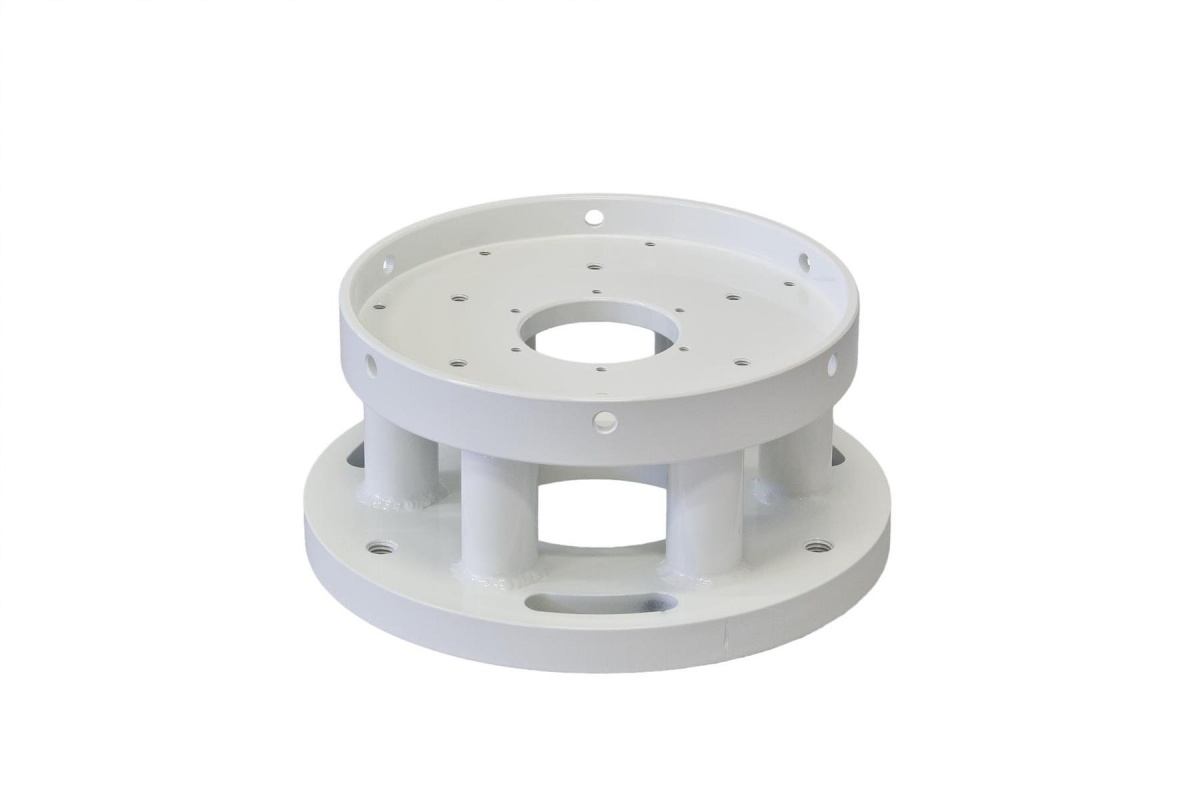 10Micron Baader Steel Leveling Flange for GM 1000