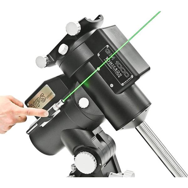 10Micron Mounting for Laserpointer for GM 1000 (laser not included)
