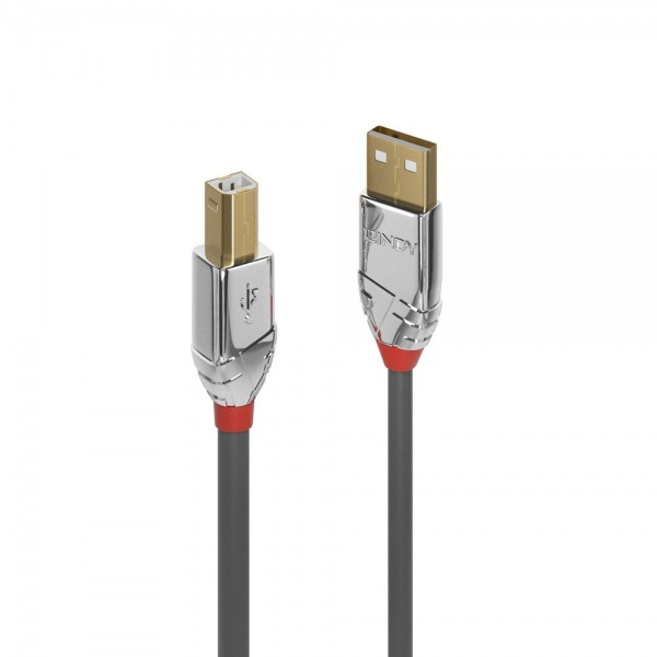 Lindy CROMO USB 2.0 A to B Cable