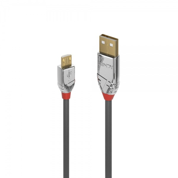 Lindy CROMO USB 2.0 A to Micro B Cable