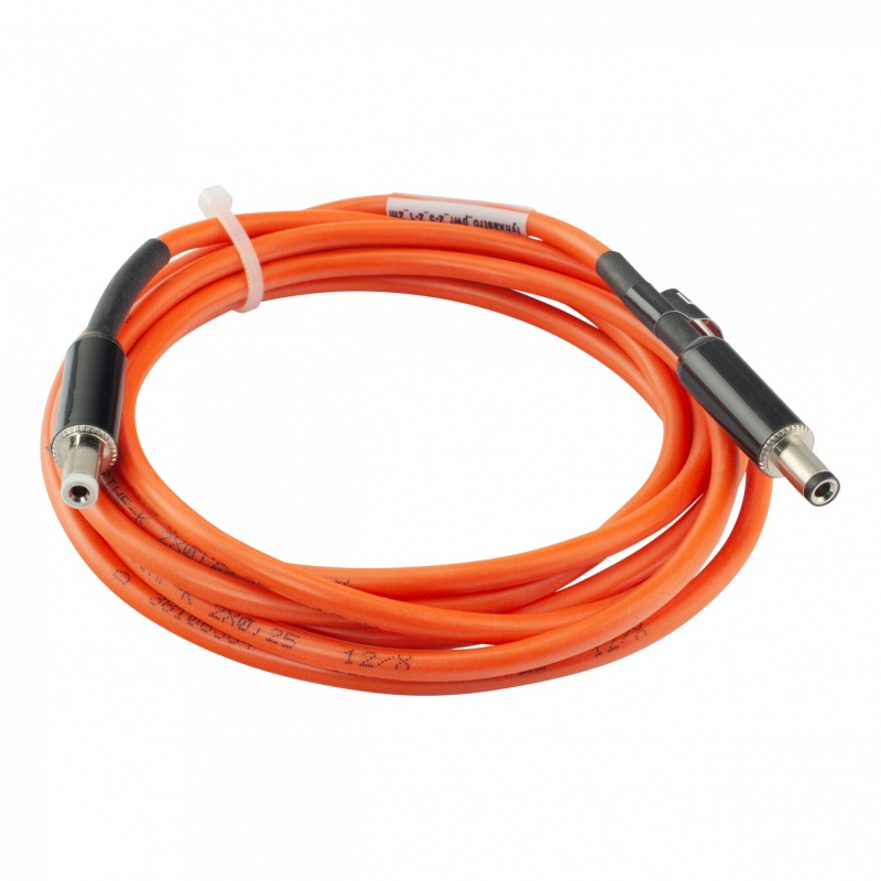 Lynx Astro Silicone Power Cable 2.1mm DC Jack to 2.5mm DC Jack