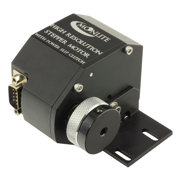 MoonLite High-Res Stepper Motor with Bracket