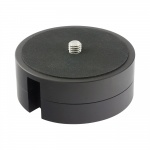 Astro Essentials 3/8'' Photo Adapter for HEQ5 / AZ5 Tripod