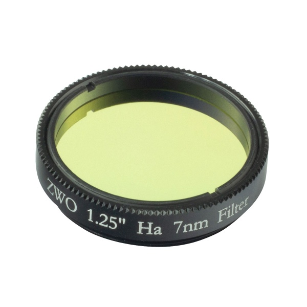 ZWO 1.25'' Ha 7nm Narrowband Filter